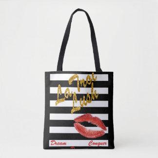 LippenLatroi Stoff-Tasche Tasche