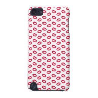 Lippenstift-Rosa-Küsse iPod Touch 5G Hülle
