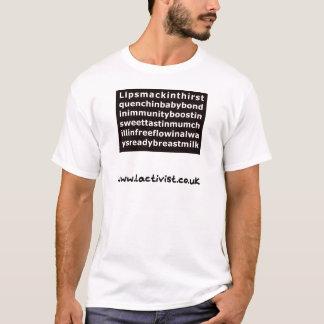 Lipsmackin….Muttermilch T-Shirt