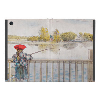 Lisbeth-Fischen durch Carl Larsson Hülle Fürs iPad Mini