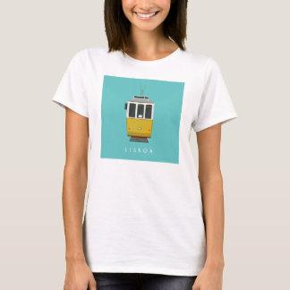 Lisbon Tram T-Shirt