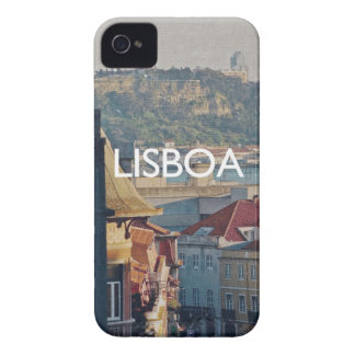 Lissabon - Lissabon iPhone 4 Cover