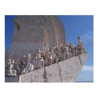 Lissabon Postkarte