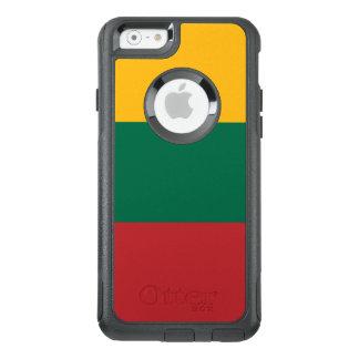 Litauen-Flagge OtterBox iPhone 6/6s Hülle