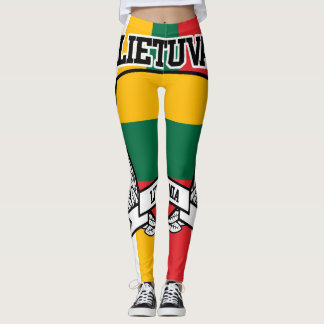 Litauen Leggings
