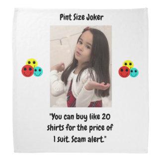 Liter-Größen-Joker: Shirt-und Anzugs-Preise Halstuch