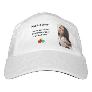 Liter-Größen-Joker: Shirt-und Anzugs-Preise Headsweats Kappe