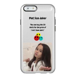 Liter-Größen-Joker: Shirt-und Anzugs-Preise Incipio Feather® Shine iPhone 6 Hülle