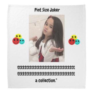 Liter-Größen-Joker: Teilnahme-Trophäe-Sammlung Kopftuch