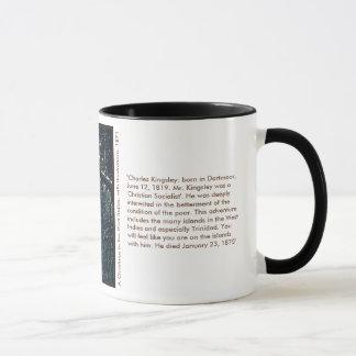Literatur: Kingsley, 11 Unze-Wecker-Tasse Tasse