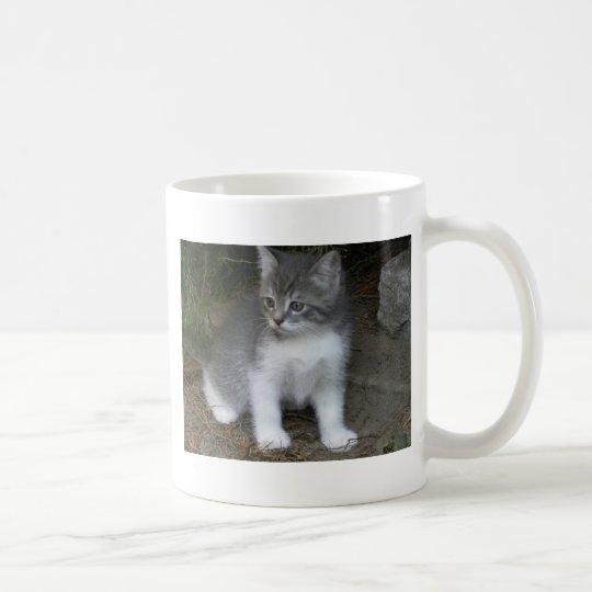 little cat Bondu Kaffeetasse