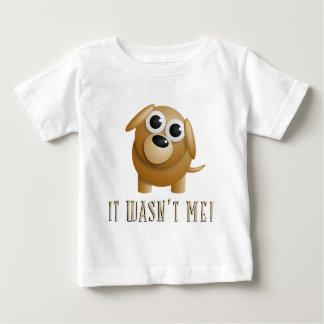 little dog baby t-shirt