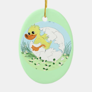 little duck ornament