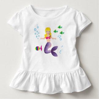 Little Mermaid Kleinkind T-shirt