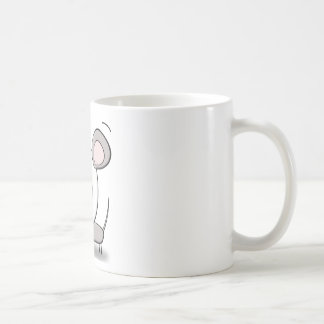 little mouse kaffeetasse