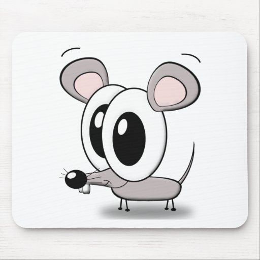 little mouse mauspads