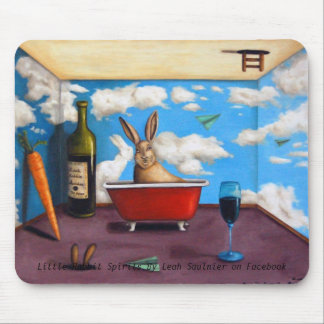 Little_Rabbit_Spirits kleiner Kaninchen-Geist dur Mousepad