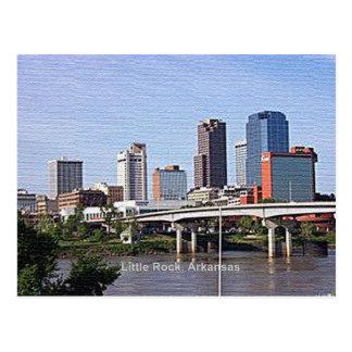 Little Rock, Arkansas Postkarte
