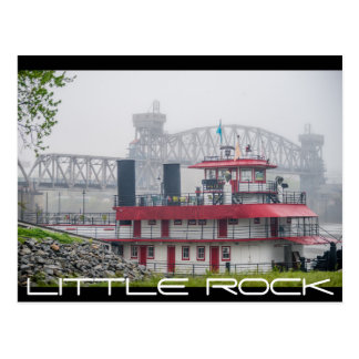 Little Rock Arkansas Postkarte