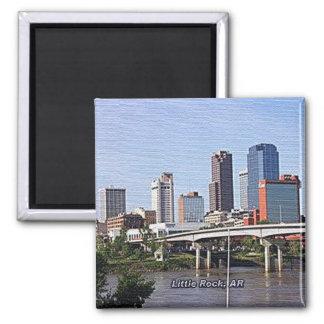 Little Rock, Arkansas Quadratischer Magnet