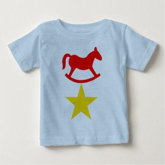 Little- Rockstern-Säuglings-T - Shirt