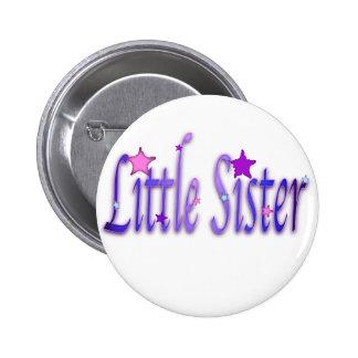 little sister anstecknadel