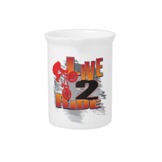 Live-BMX Radfahrer der Fahrt2 Krug