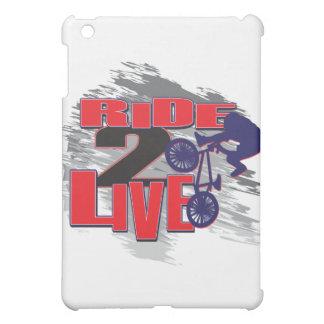 Live-BMX Reiter der Fahrt2 iPad Mini Hülle