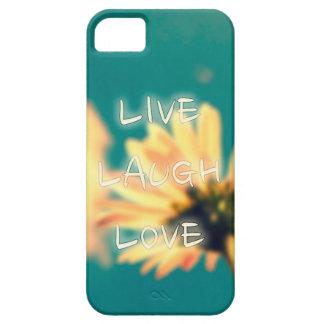Live. Lachen. Liebe iPhone 5 Case
