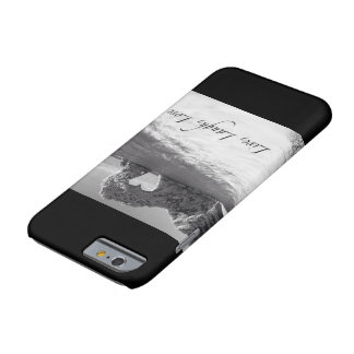 Live, Lachen, Liebetelefonkasten Barely There iPhone 6 Hülle