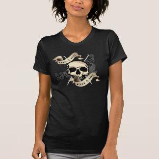 Live--zu-Strick-T-Shirt T-Shirt