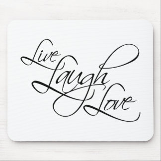 Livelachen-Liebe fertigen Produkt besonders an Mousepad