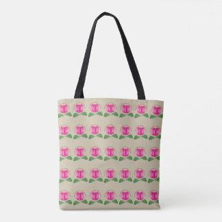 Liveleben mögen die Lotos-Blume Tasche