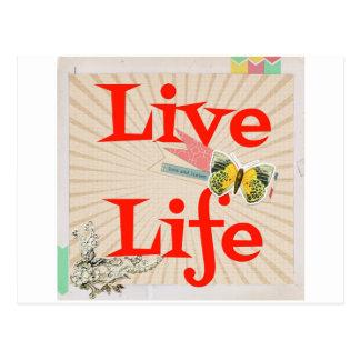 Liveleben Postkarten