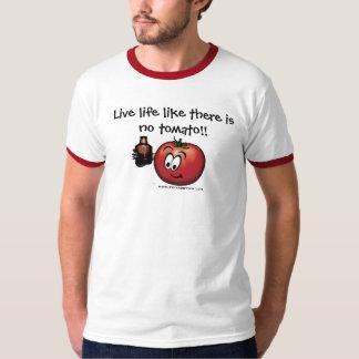 Liveleben wie gibt es keine Tomate Hemd