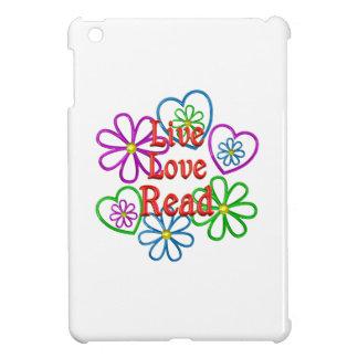 LiveLiebe gelesen iPad Mini Cover