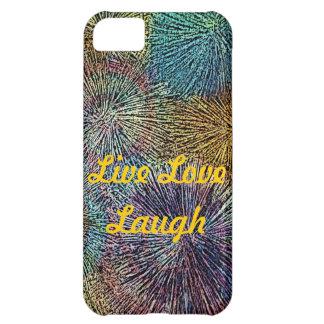 LiveLiebe Lachen-FEIERN das LEBEN Hüllen Für iPhone 5C