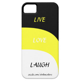 LiveLiebe-Lachen Iphone 5 iPhone 5 Cover