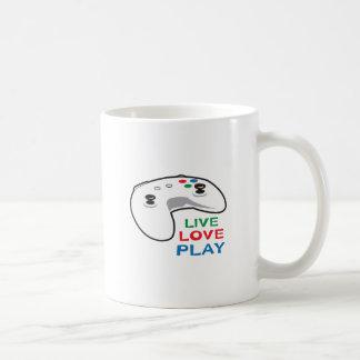 LIVELiebe-SPIEL Kaffeetasse
