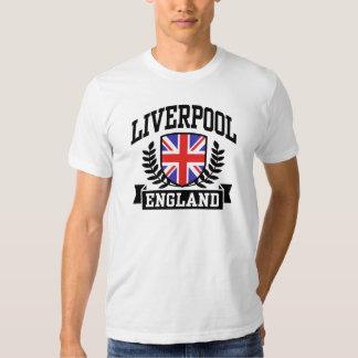 Liverpool England Shirt