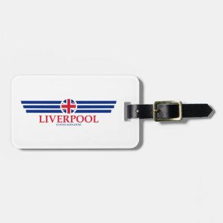 Liverpool Gepäckanhänger