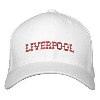 Liverpool-Hut Bestickte Baseballkappe