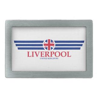 Liverpool Rechteckige Gürtelschnallen