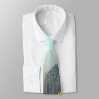 Liverpool von Wapping Vintager Malerei Bedruckte Krawatten