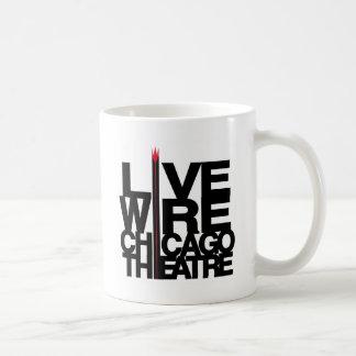 LiveWire Logo Kaffeetasse