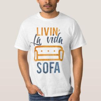 Livin La vida Sofa T-Shirt