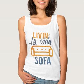 Livin La vida Sofa Tanktop
