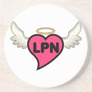 Lizenz-praktische Krankenschwester Untersetzer
