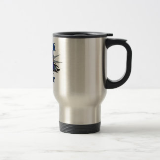LKW-Fahrer Kaffee Tasse