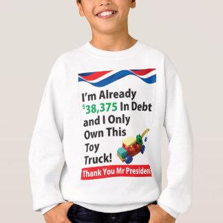 LKW-Schulden Sweatshirt